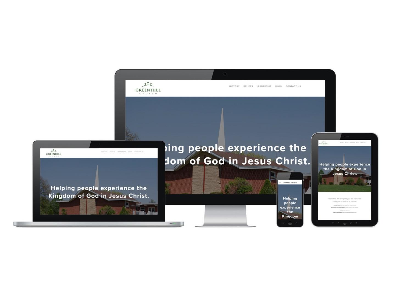 greenhillbaptistcf.com